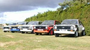 silverfern02 cars line up front on